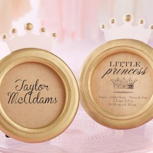Little Princess Photo Frame Place Card Holder