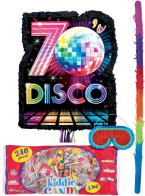 Disco Fever Pinata Kit