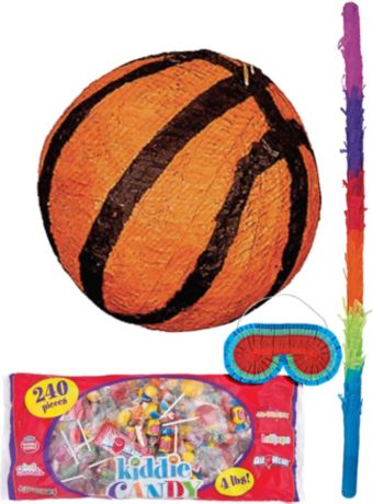 Basketball Pinata Kit