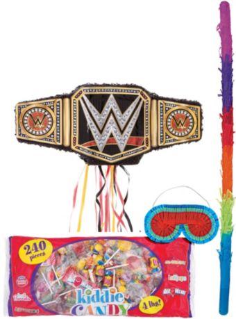 WWE Championship Title Belt Pinata Kit