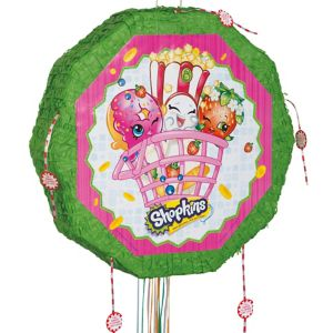 Pull String Shopkins Pinata
