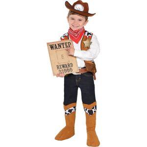 Child Cowboy Sheriff Costume