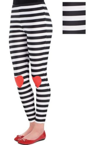 Child Red Queen Leggings