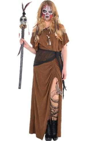 Witch Doctor Dress