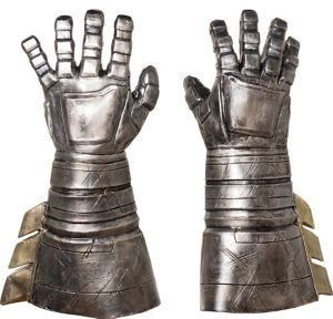 Armored Batman Gloves - Batman v Superman: Dawn of Justice