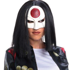 Katana Wig - Suicide Squad
