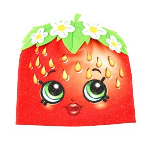 Child Strawberry Kiss Beanie - Shopkins