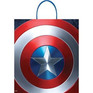 Captain America Trick-or-Treat Bag