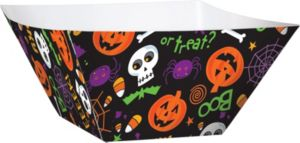 Halloween Paper Snack Bowls 3ct