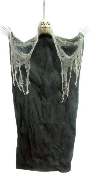 Hanging Skeleton Jack-o'-Lantern