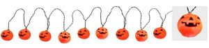 Jack-o'-Lantern String Lights