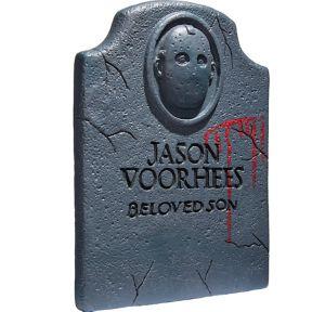 Jason Voorhees Tombstone