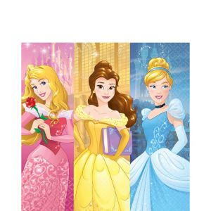Disney Princess Lunch Napkins 16ct