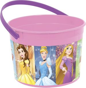 Disney Princess Favor Container