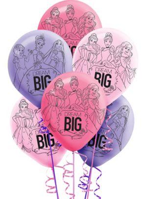 Disney Princess Balloons 6ct