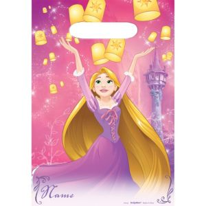 Rapunzel Favor Bags 8ct