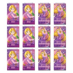 Rapunzel Notepads 12ct