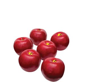 Foam Apples 6ct