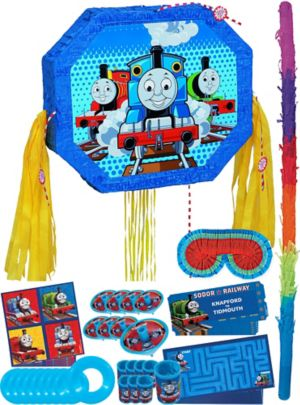 Thomas the Tank Engine Pinata Kit with Favors