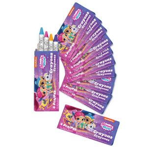 Shimmer and Shine Crayon Boxes 12ct