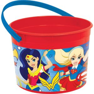 DC Super Hero Girls Favor Container