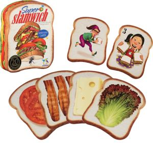 Super Slamwich Card Game