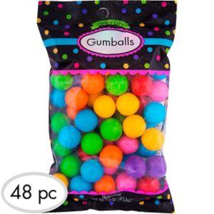 Rainbow Gumballs 48pc