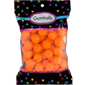 Orange Gumballs 48pc