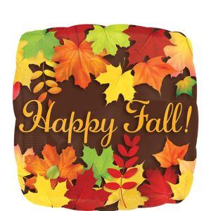 Happy Fall Balloon
