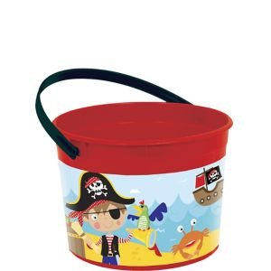 Little Pirate Favor Container