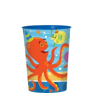 Under the Sea Birthday Favor Cup