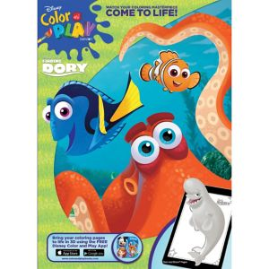 Finding Dory Coloring & Activity Book