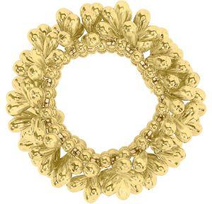 Gold Bead Bracelet