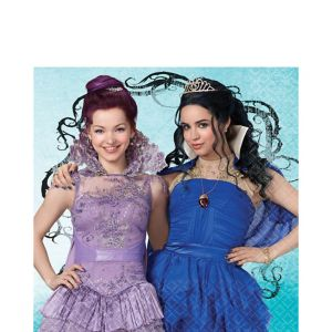 Disney Descendants Lunch Napkins 16ct