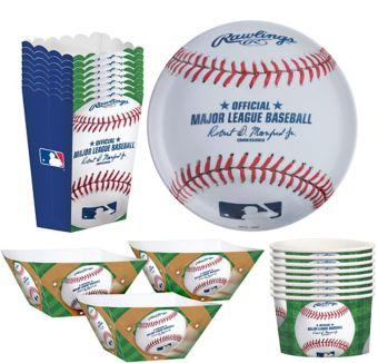 Rawlings Baseball Serveware Kit