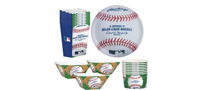 Rawlings Baseball Serveware Kit