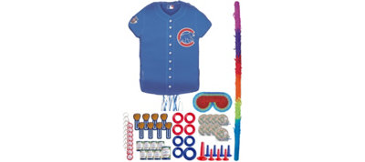 Chicago Cubs Pinata Kit with Favors