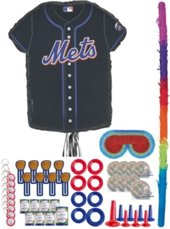 New York Mets Pinata Kit with Favors
