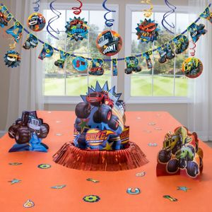 Blaze and the Monster Machines Decorations Kit