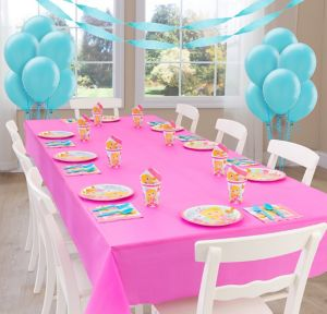 Woodland Princess Basic Party Kit for 8 Guests