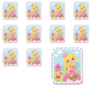 Woodland Fairy Notepads 48ct