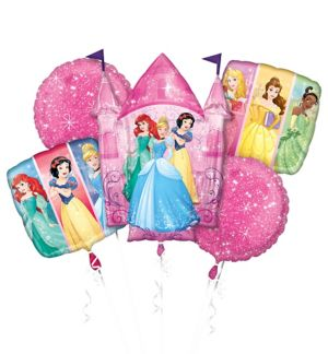 Disney Princess Balloon Bouquet 5pc