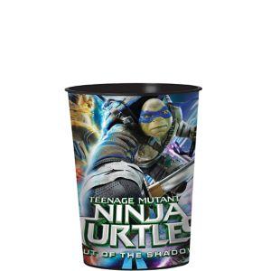 Teenage Mutant Ninja Turtles Favor Cup - Teenage Mutant Ninja Turtles: Out of the Shadows