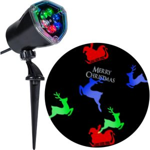 Christmas Projection LED Spotlight