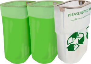Kiwi Green Clean-Up Kit