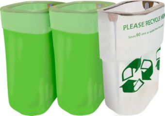 Kiwi Green Clean-Up Kit