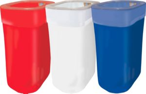 Red, White & Blue Clean-Up Kit