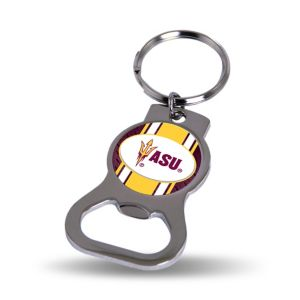 Arizona State Sun Devils Bottle Opener Keychain