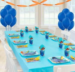 Finding Dory Basic Party Kit for 8 Guests