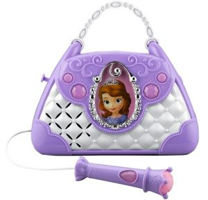 Sofia the First Sing-a-Long Boombox
